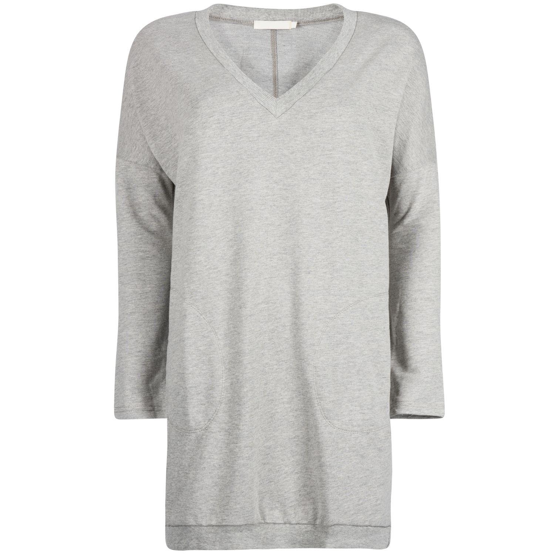 BAGGY SWEATER grey