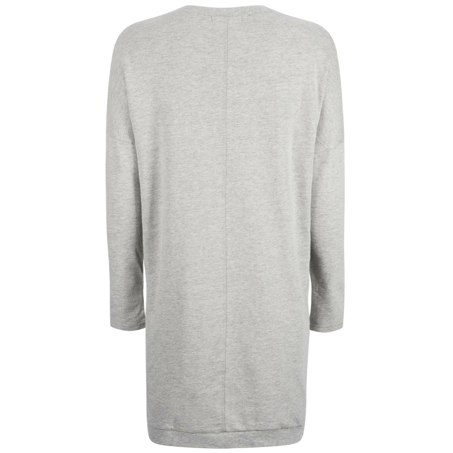 BAGGY SWEATER grey
