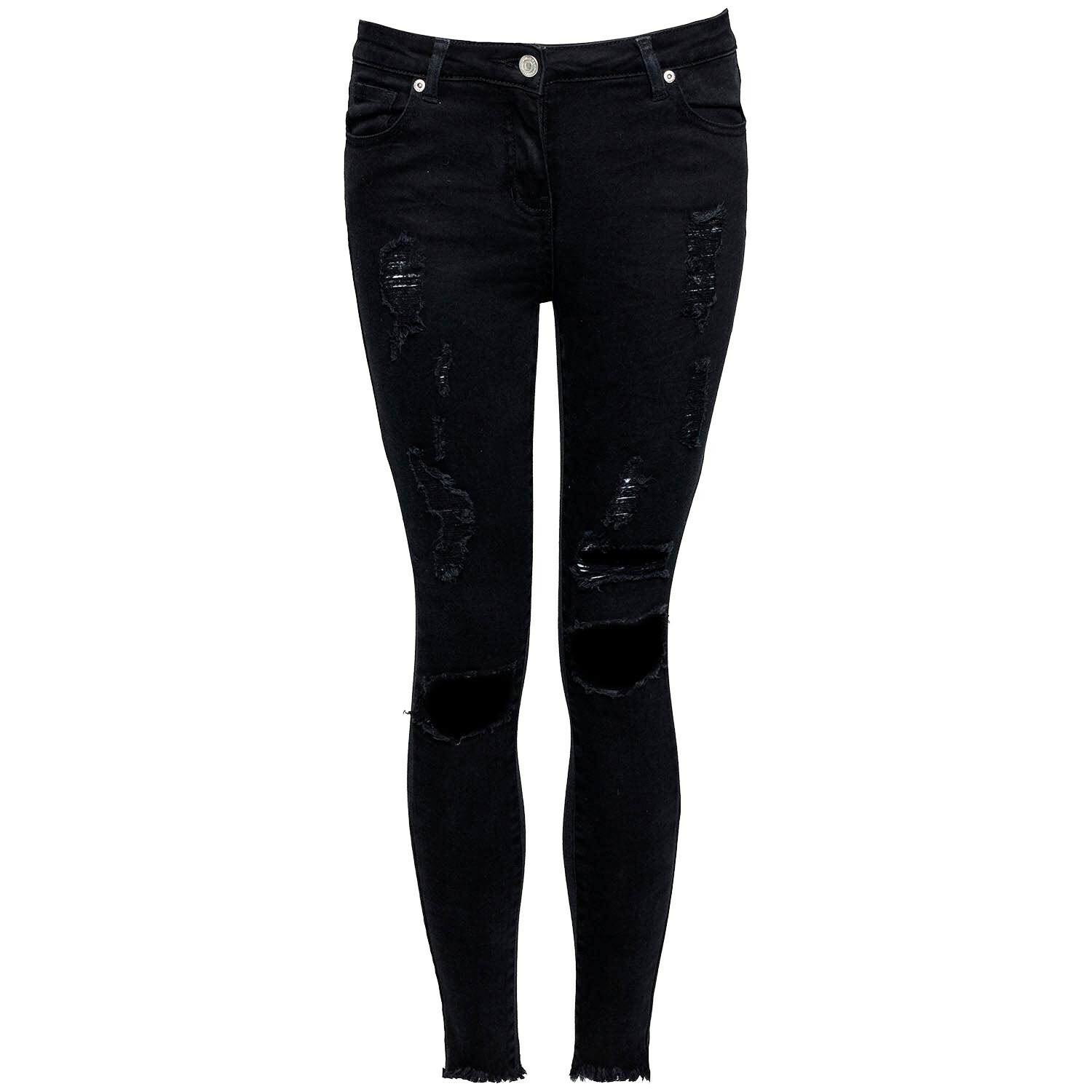 FEELING EDGY JEANS