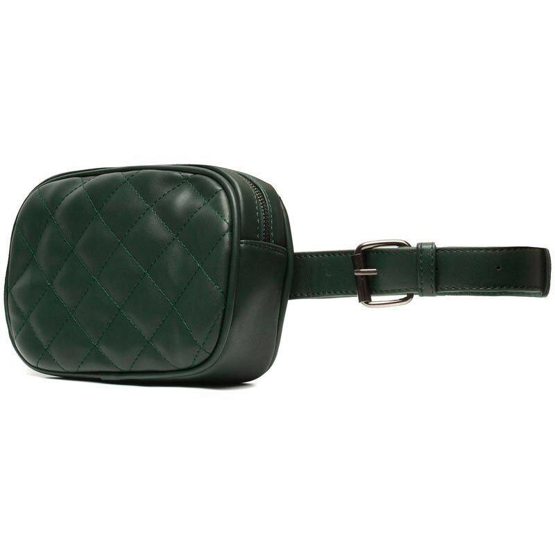GREEN DIAMOND BUM BAG