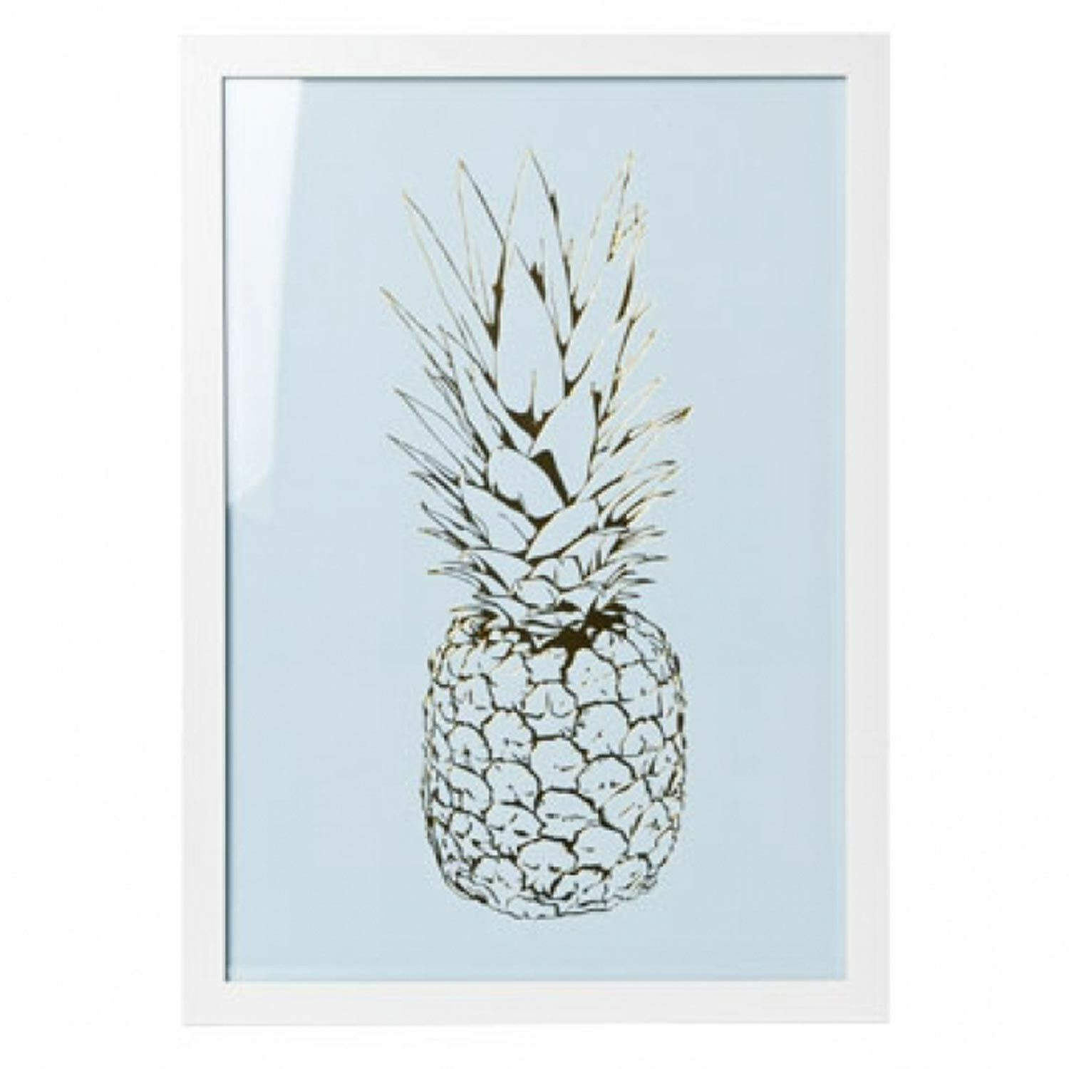 PINEAPPLE, PINEAPPLE ON THE WALL