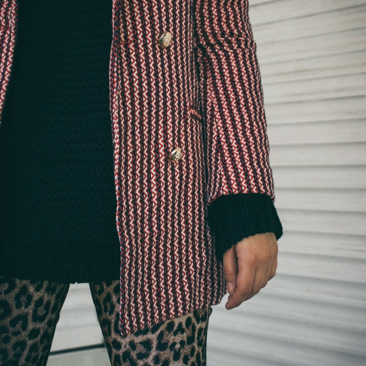 RED TREND JACKET