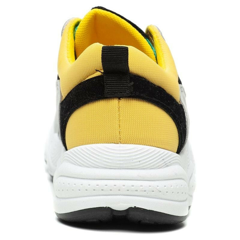 YELLOW CHUNKY DAD SNEAKERS
