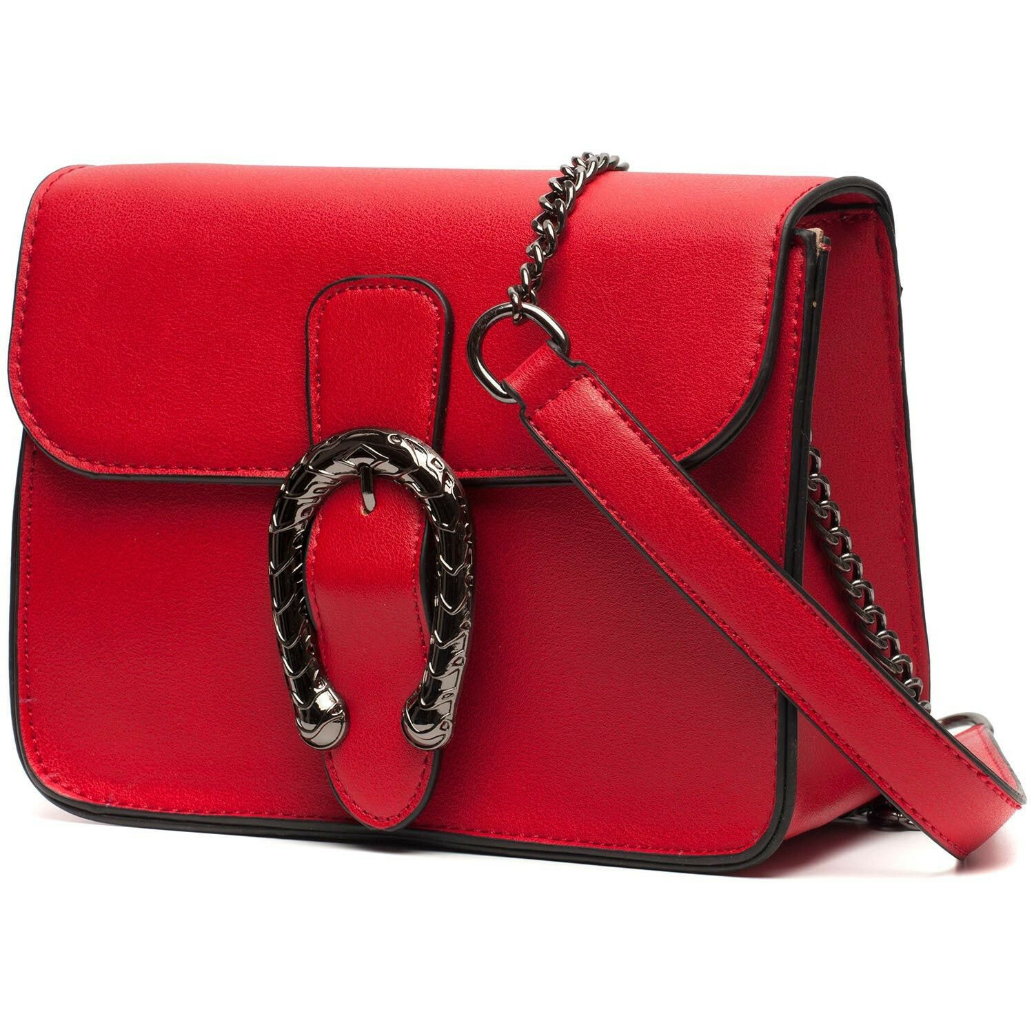 RED LUCKY YOU BAG