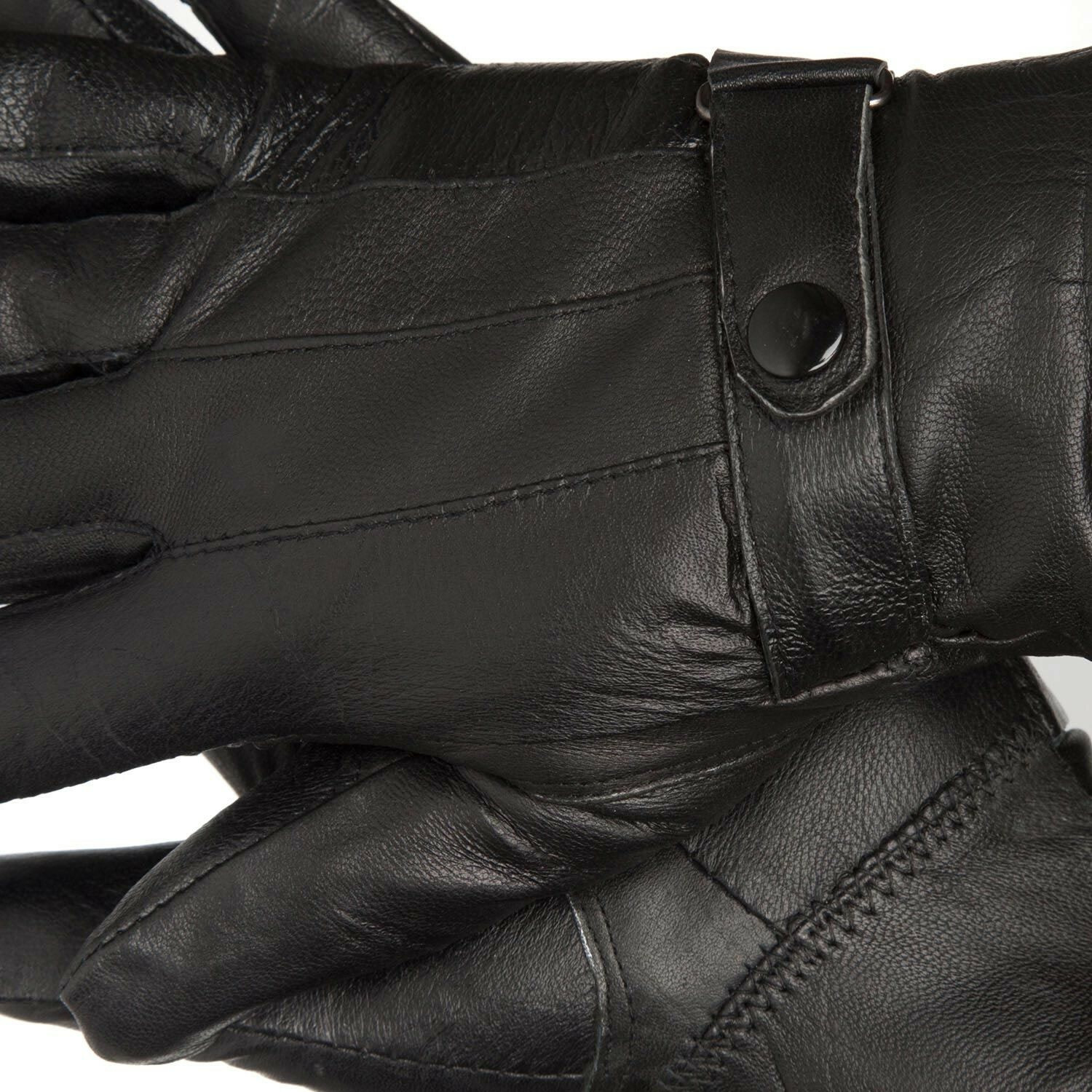 LOVELY LEATHER GLOVES