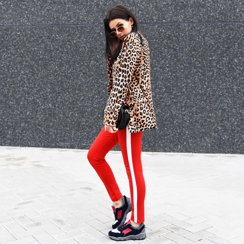 RED SPORTY GIRL LEGGINGS