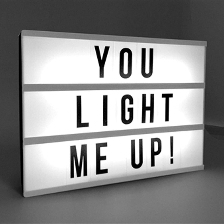 LUMINOUS LIGHT BOX