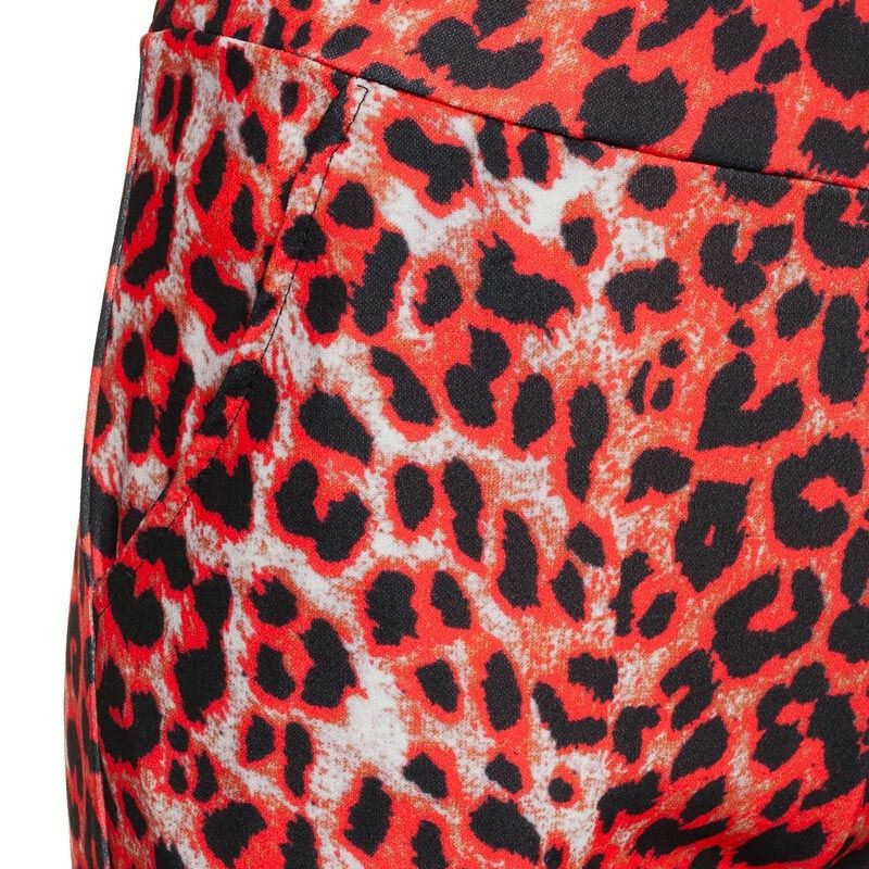 RED LEOPARD FLARES
