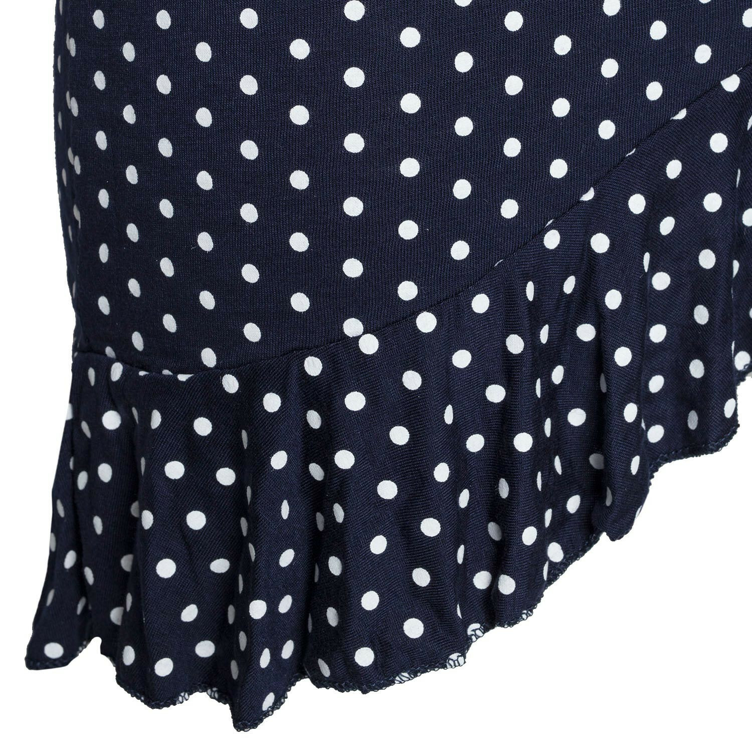DOT ME UP DRESS NAVY