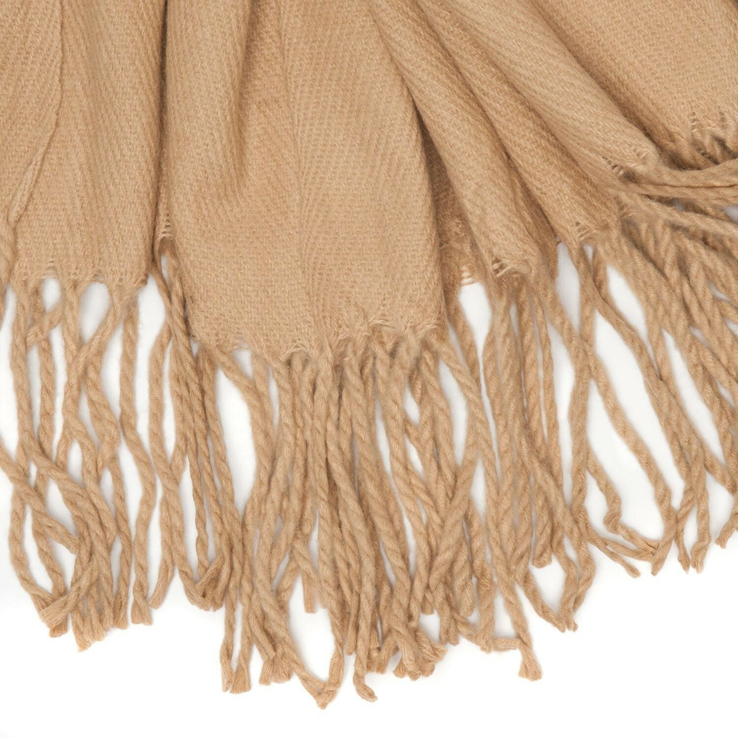PERFECT BEIGE SCARF