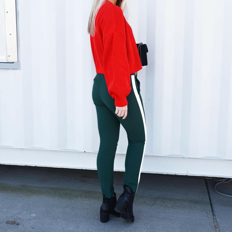 GREEN SPORTY GIRL PANTS