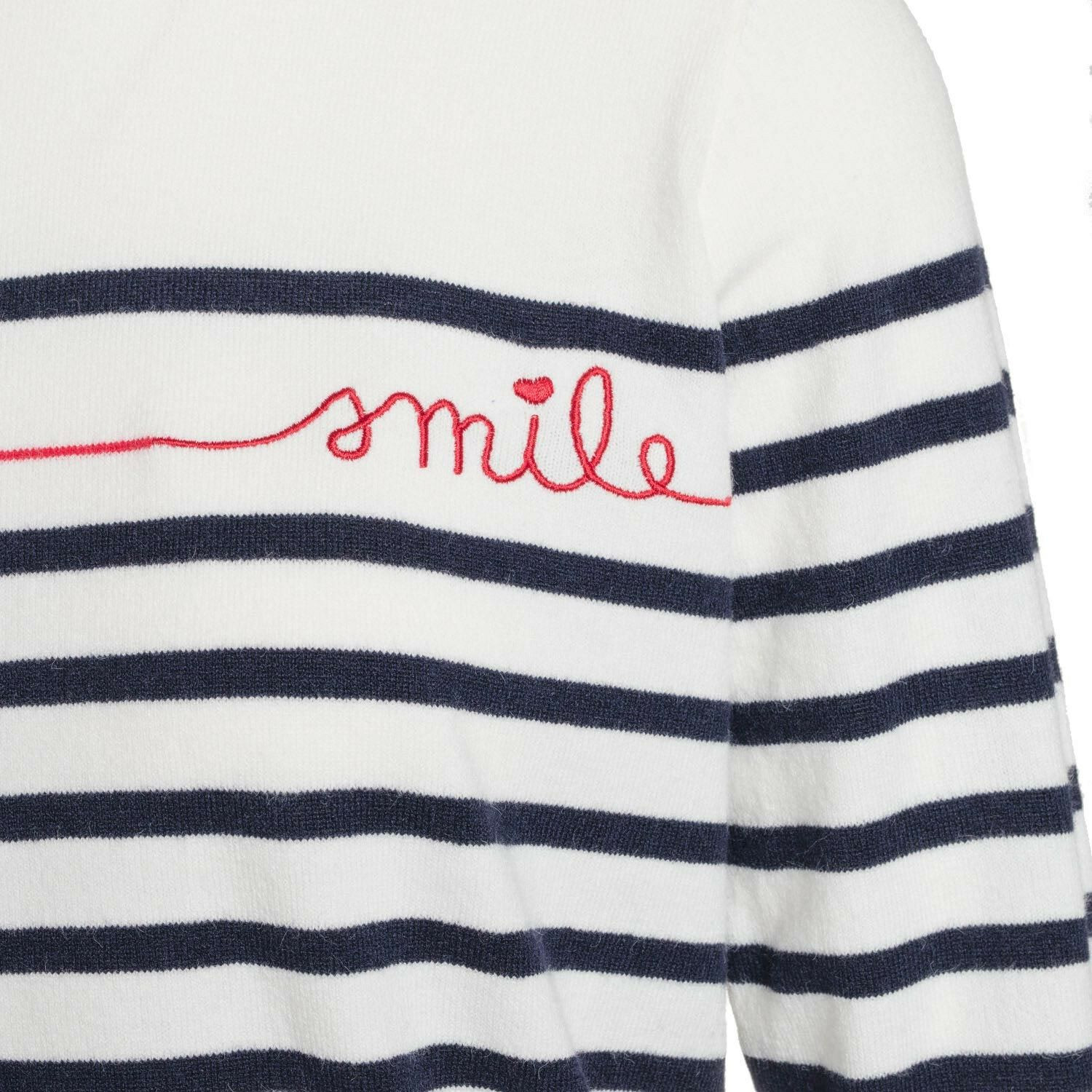 MAKE ME SMILE SWEATER