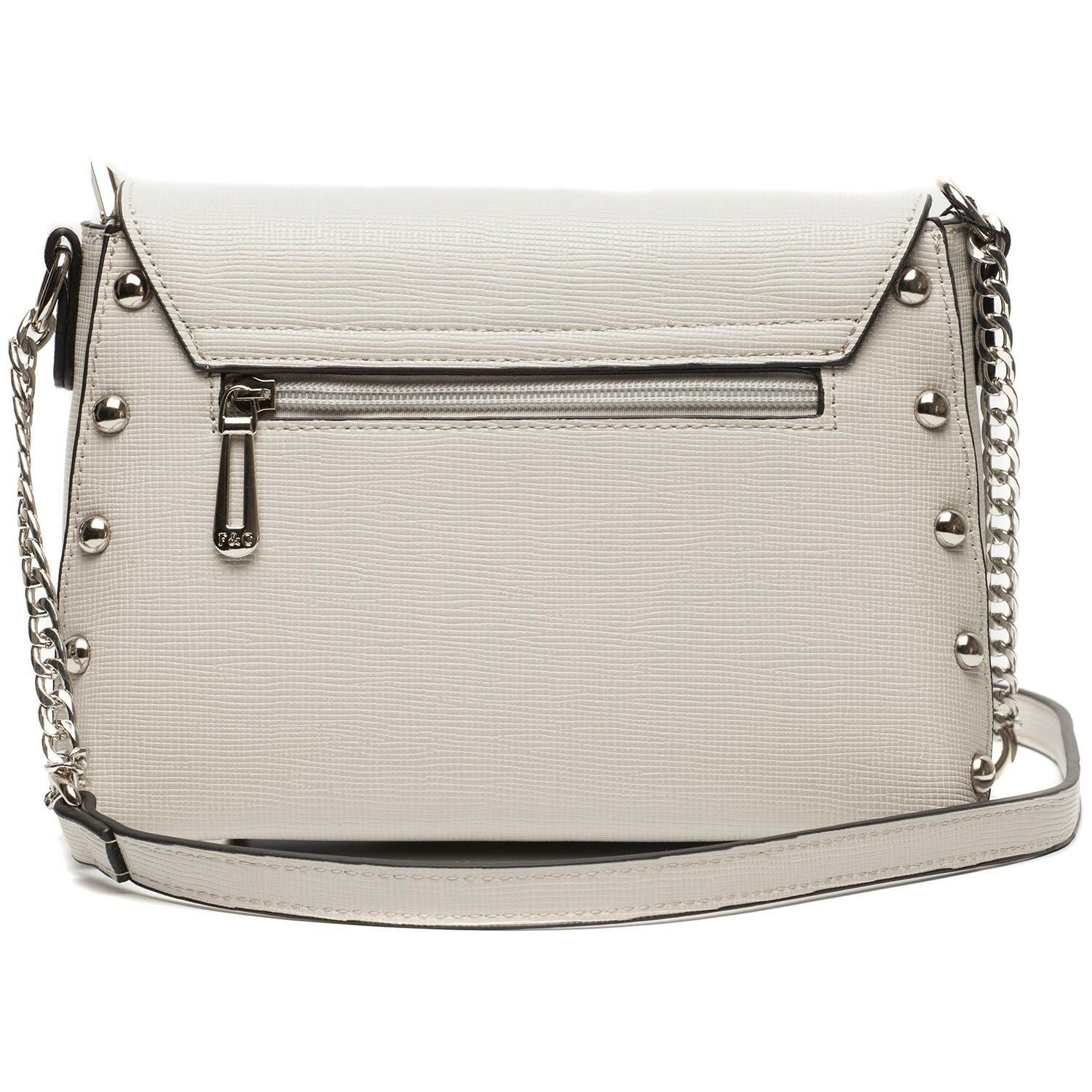 GREY ELITE CHAIN BAG