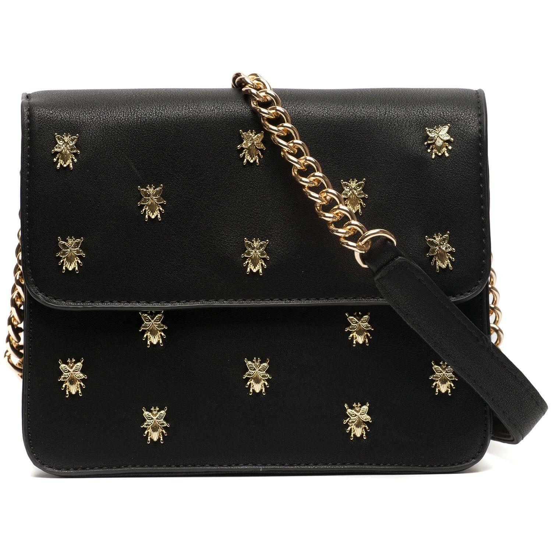 BLACK BEE MY BABY BAG