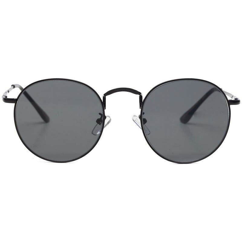 BLACK CIRCULAR SUNNIES