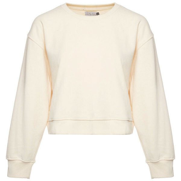 CROPPED SWEATER BEIGE