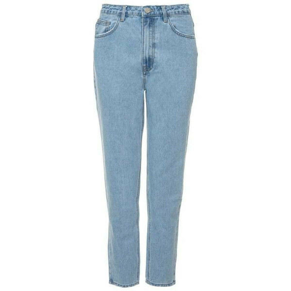 PERFECT MOM JEANS LIGHT BLUE