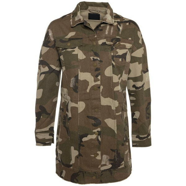 BAGGY ARMY JACKET