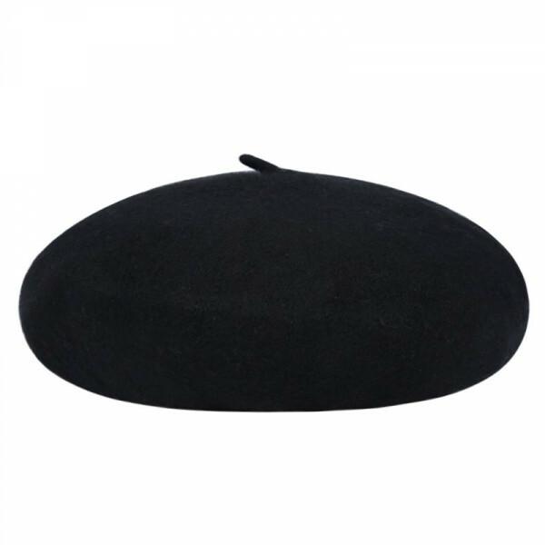 FRANCOIS BERET BLACK