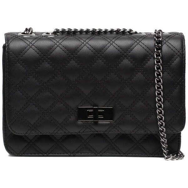 CUTE QUILTED CHAIN BAG