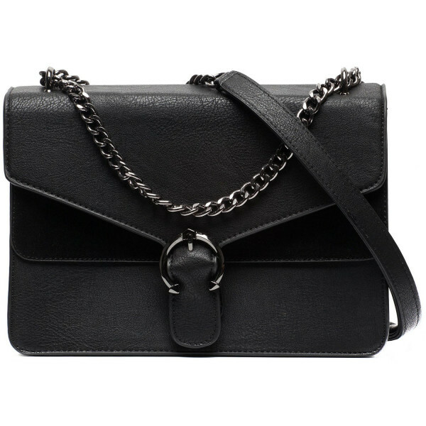TRENDY BLACK BAG