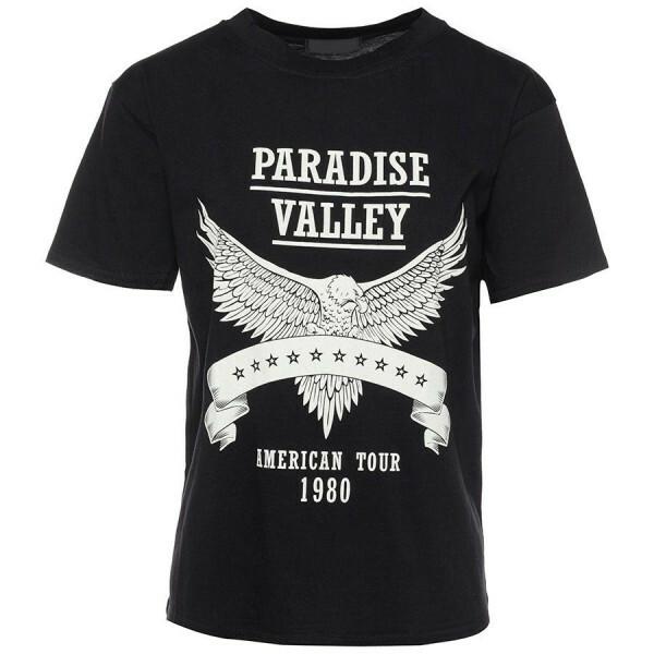 PARADISE TEE BLACK