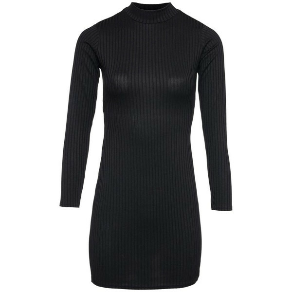 BASIC BODYCON DRESS BLACK