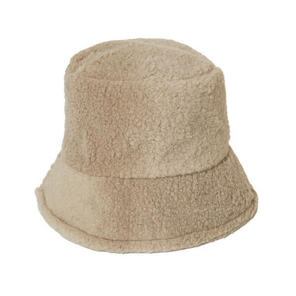 TEDDY BUCKET HAT BRUIN