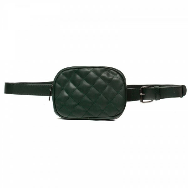 GREEN DIAMOND BUM BAG