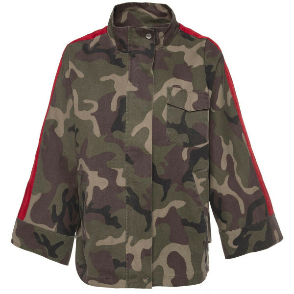 THE BOYFRIEND CAMO JACKET