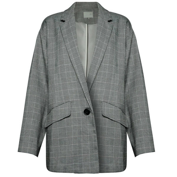 BUSINESS AND PLEASURE BLAZER