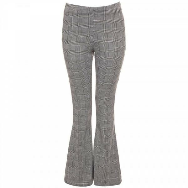 CLASSIC CHECKED FLARES