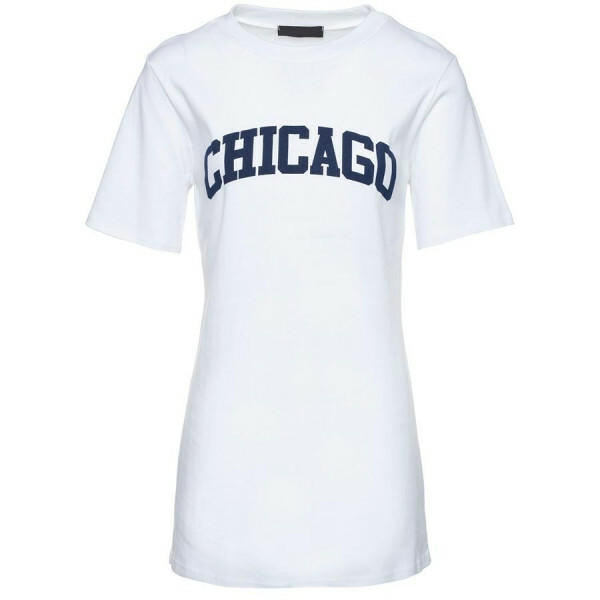 CHICAGO TEE WHITE