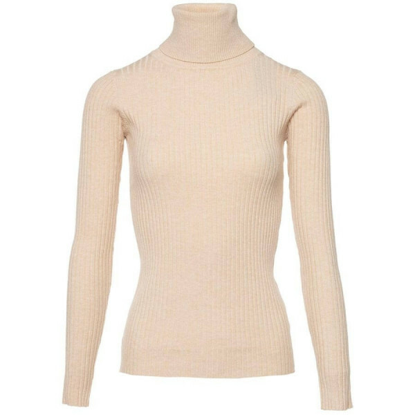 BASIC TURTLENECK BEIGE