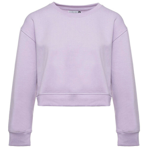 CROPPED SWEATER LILA