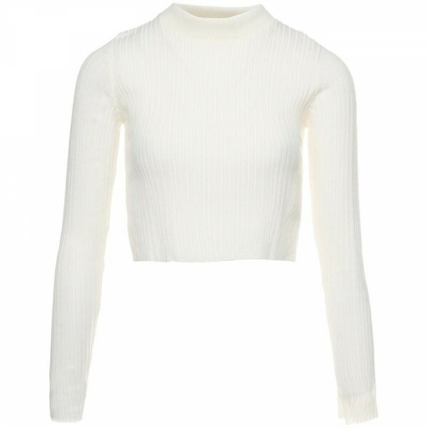 CROPPED TOP CREAM