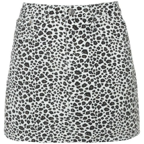 CUTE LEOPARD SKIRT