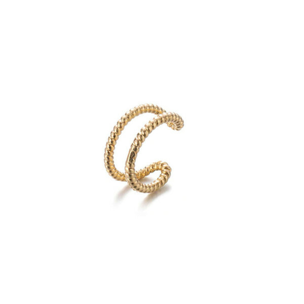 EARCUFF FANCY GOUD
