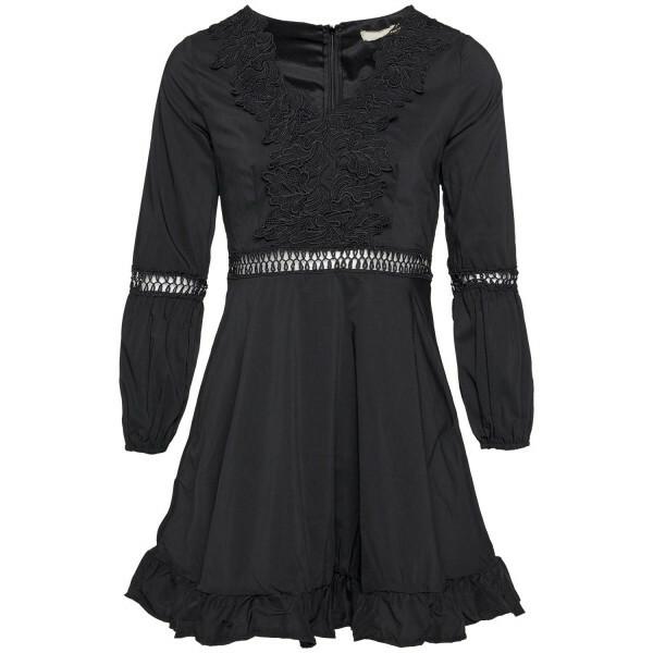 BLACK ROMANCE DRESS