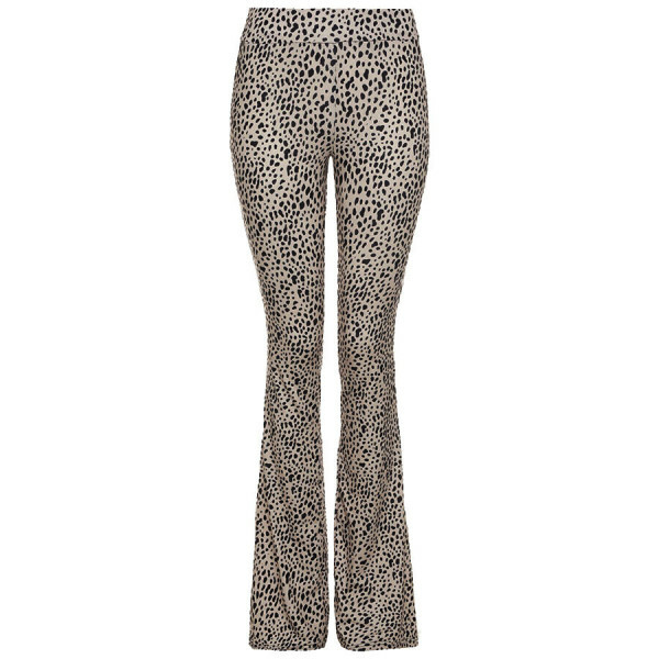 FLARED BROEK CHEETAH