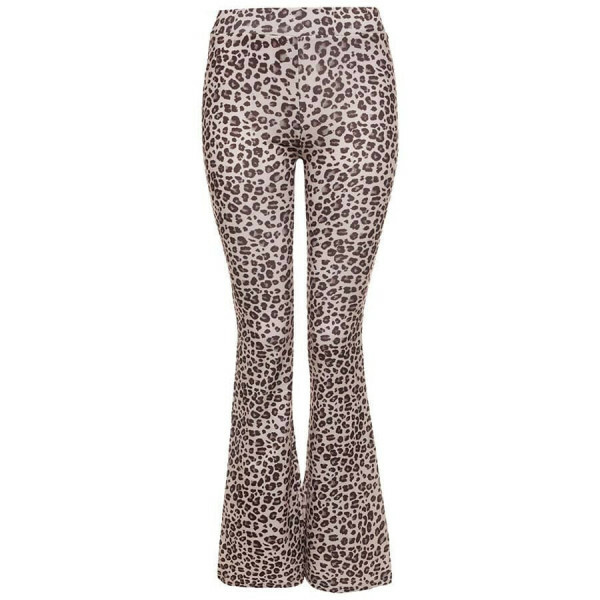 FLARED BROEK PANTER