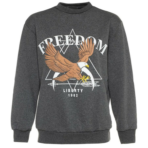 FREEDOM SWEATER GREY