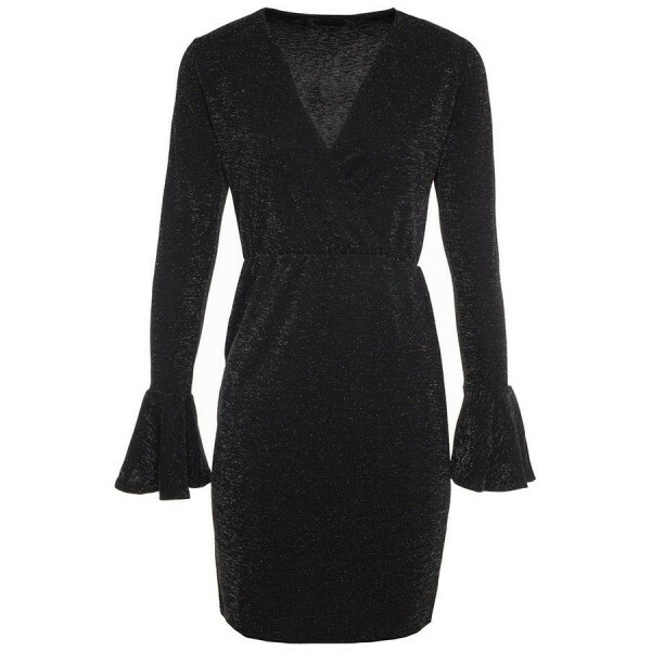 GLAM DRESS BLACK
