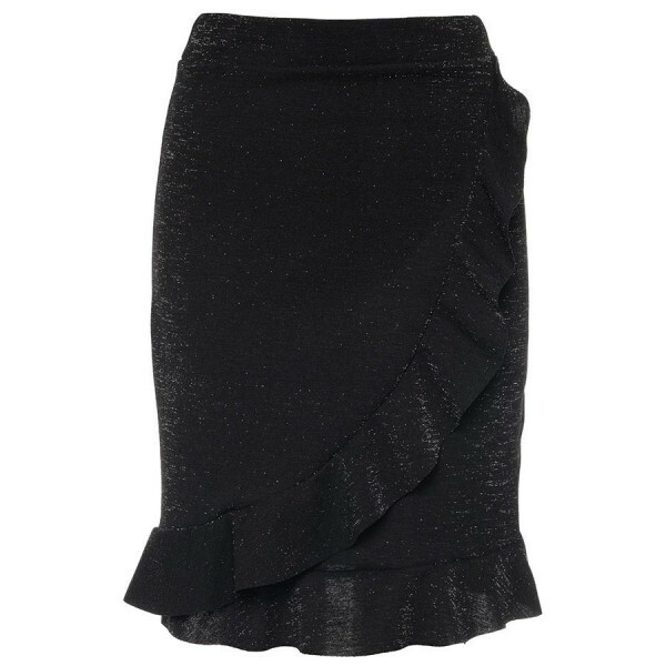 GLAM WRAP SKIRT