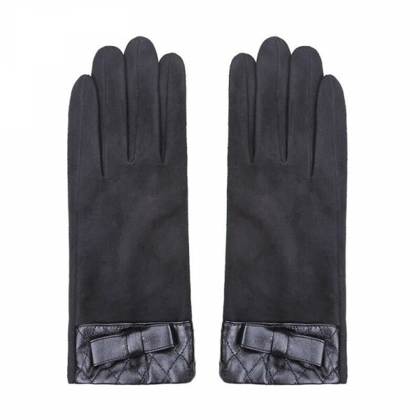 STYLISH BLACK GLOVES