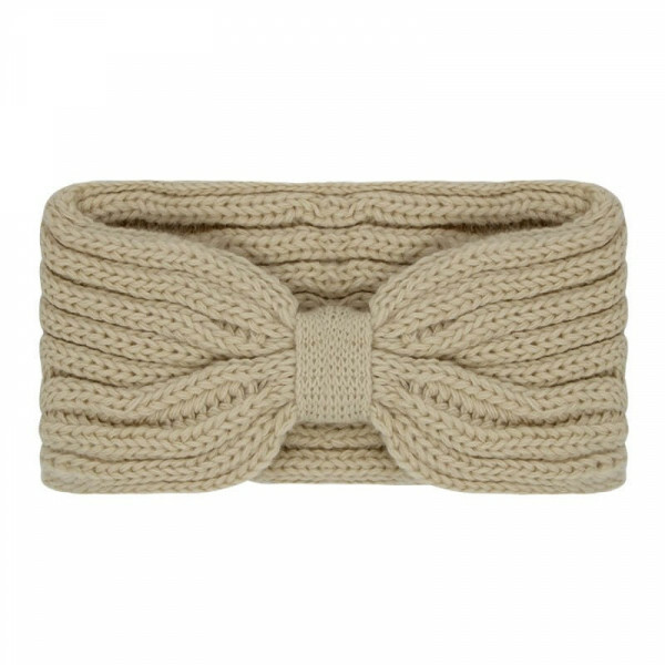 COZY HEADBAND BEIGE