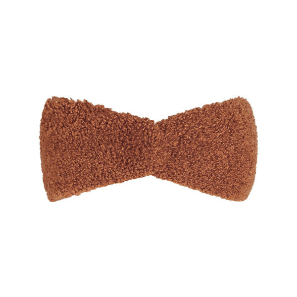 TEDDY HEADBAND BROWN