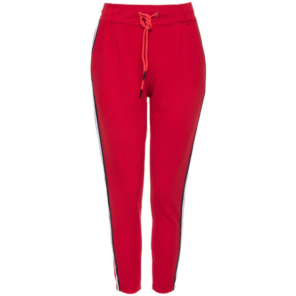 SUPER SPORTY RED PANTS