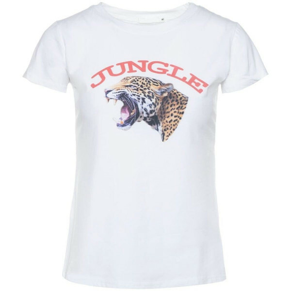 JUNGLE TEE WHITE