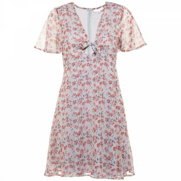 PASTEL FLOWER DRESS